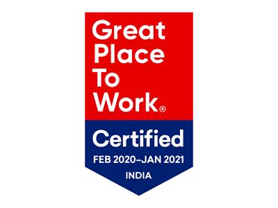 Großartiger Arbeitsplatz Indien