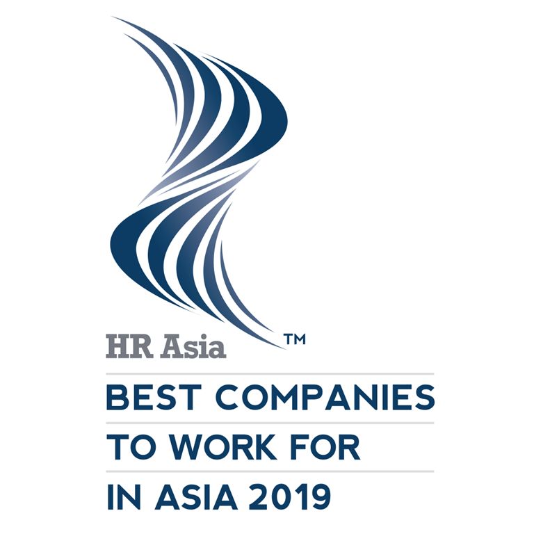 Logo Best Companies to work for in ASIA 2019