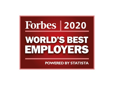 Forbes World's Best Employers