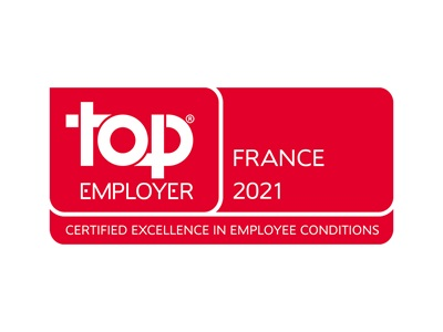 Top Employer 2021 France