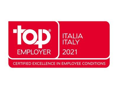 Top Employer 2021 Italy