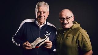 Heinz Fütterer and Helmut Fischer