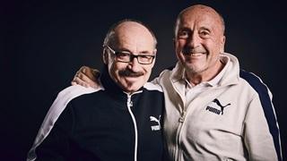 Helmut Fischer und Klaus Wolfermann