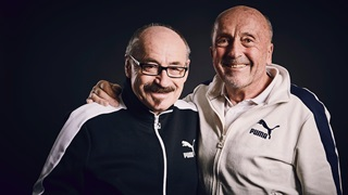 Helmut Fischer and Klaus Wolfermann