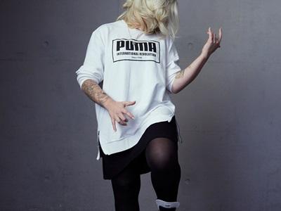 PUMA Manager Stefanie Perl