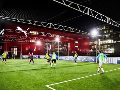 Football at PUMA