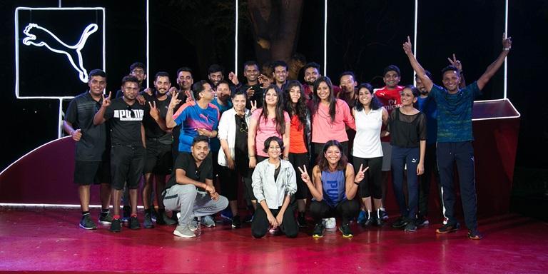 PUMA team India