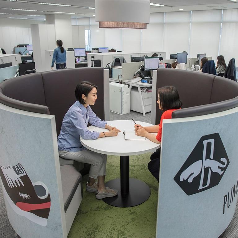 PUMA office Korea