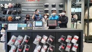 Retail team