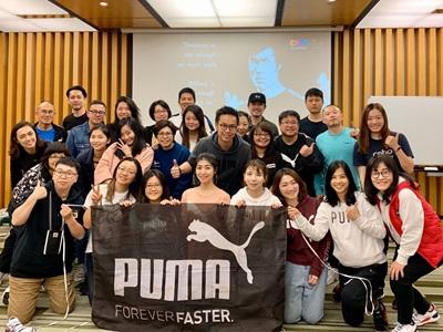 Taiwan group image smiling