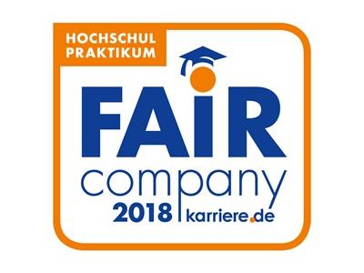karriere.de fair company 2018