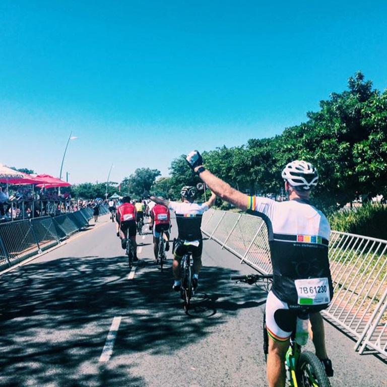 Kapstadt Fahrradtour