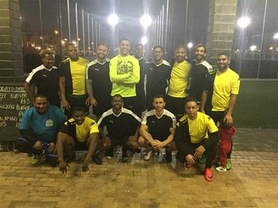 PUMA soccerteam