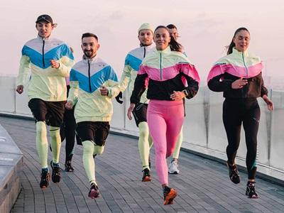 PUMA Ukraine running club