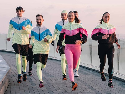 PUMA Ukraine Lauf Club