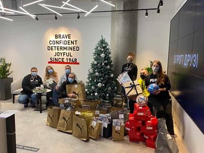 Community Engagement Ukraine create a miracle