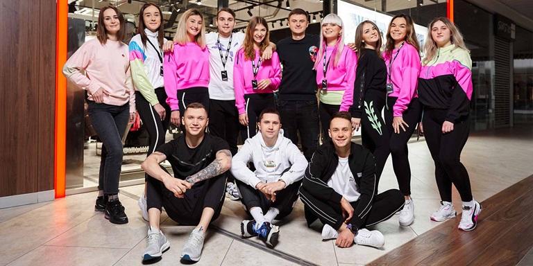 Команда ПУМА Україна