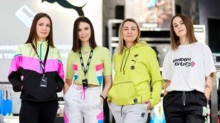 PUMA Ukraine Mitarbeiterinnen