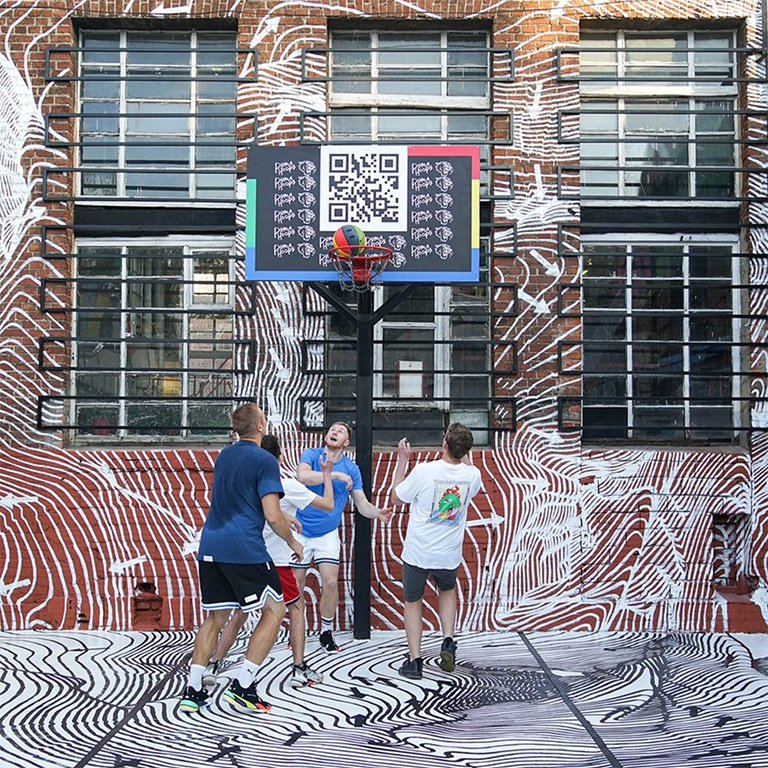 Puma Russland Basketball