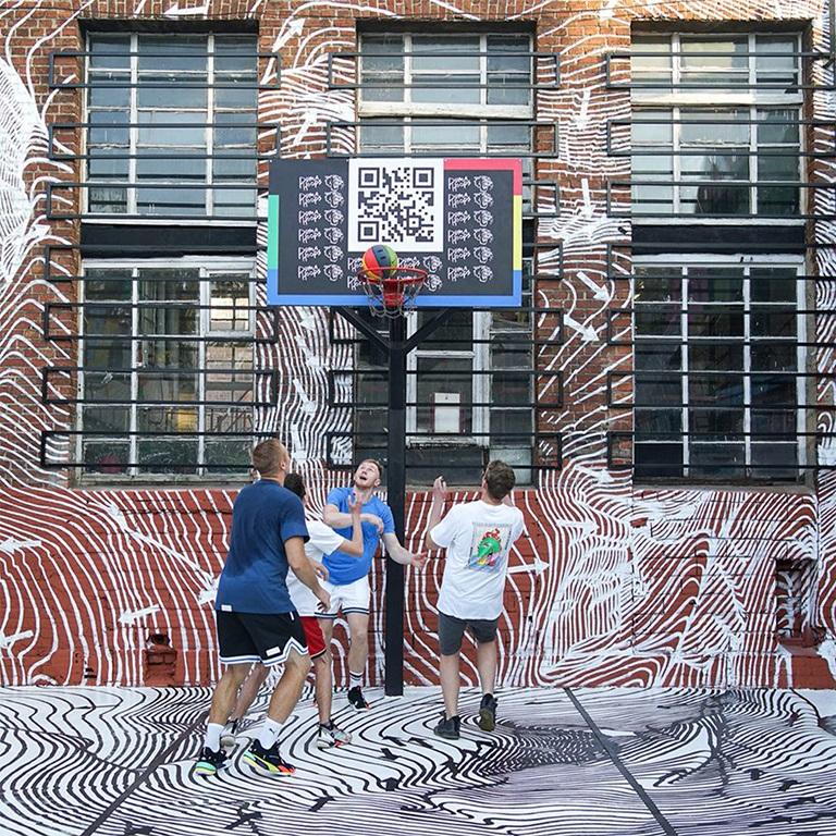Пума Россия Баскетбол