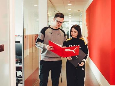 Puma Russia Employees