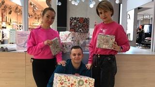 Gemeinnütziges Engagement PUMA Russland Ural