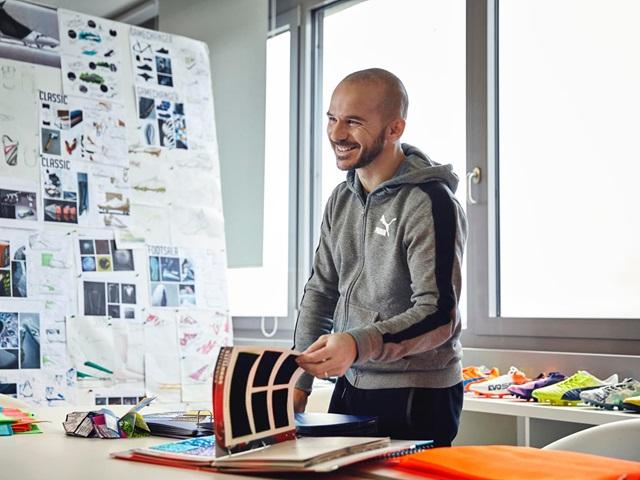Creative Director Teamsport & Motorsport Stefano