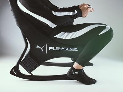 PUMA aktives Gaming Sessel und Socke
