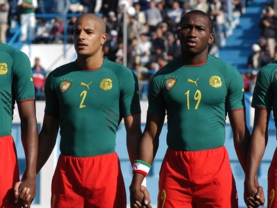 national team Cameroon