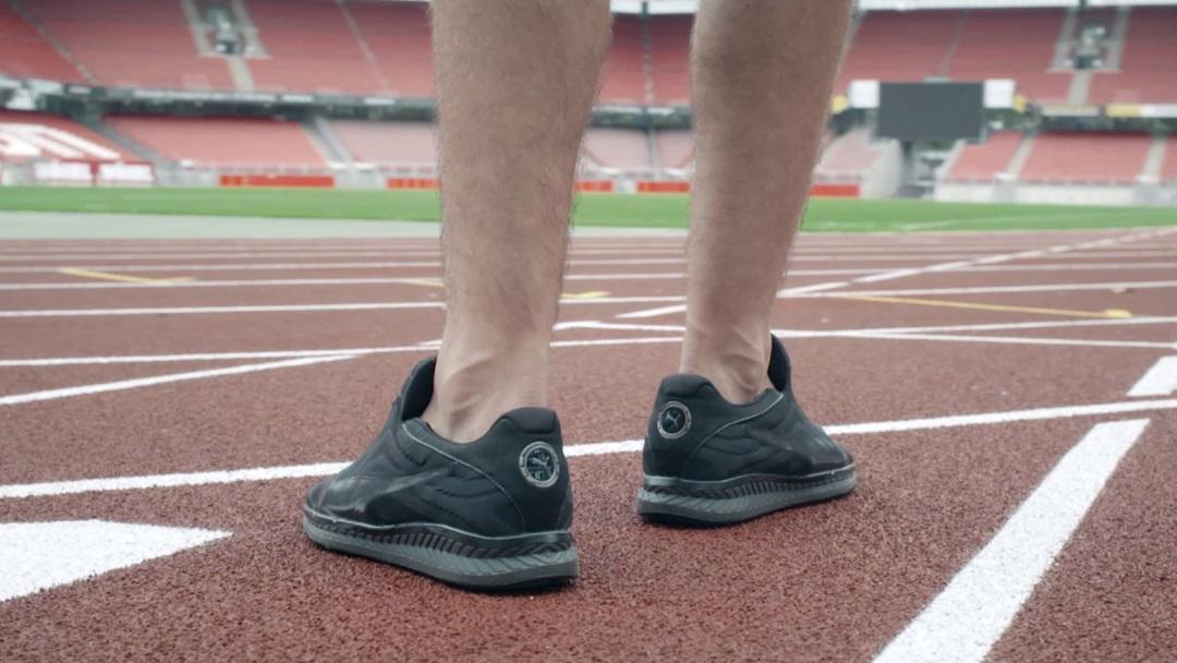 Laufen mit PUMA Schuhen