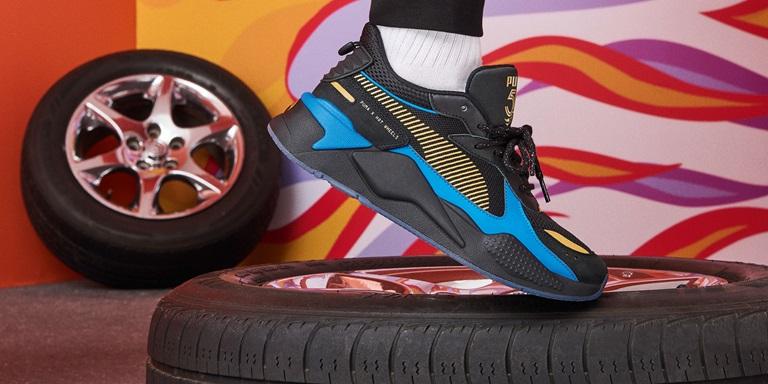 PUMA RS-X Hot Wheels Shoe
