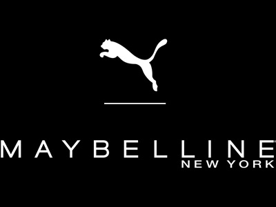 PUMA and Maybelline New York Logo