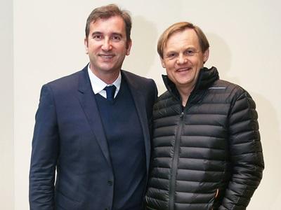 Bjoern Gulden & Ferran Soriano