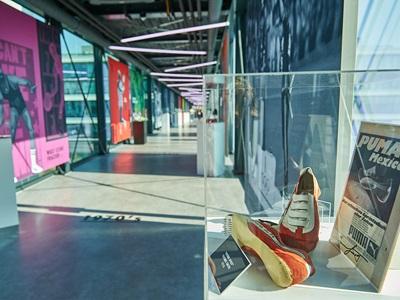 PUMA Archiv Ausstellung