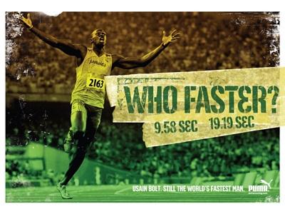 PUMA Usain Bolt in Berlin