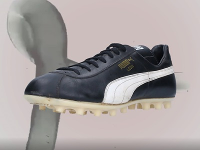 Digitalized Shoe for the PUMA Archive