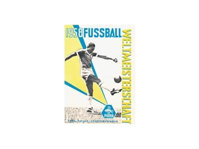 Weltmeisterschaft Schweden 1958
